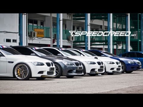 Speed Creed: MOCI's ///M Challenge Day II Coverage (Bogor, Indonesia)