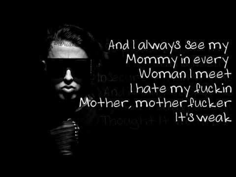 Ronnie Radke - Asshole ft. Andy Biersack [W/ Lyrics]