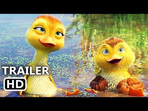 DUCK DUCK GOOSE Official Full online (2018) Zendaya, Animation Movie HD en streaming
