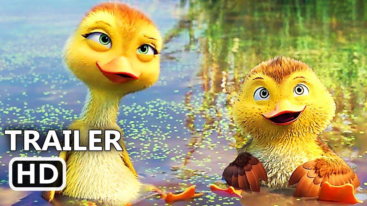 DUCK DUCK GOOSE Official Trailer (2018) Zendaya, Animation Movie ...