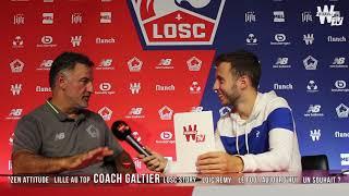⚽Les confessions de Coach Galtier - ITW Exclusive