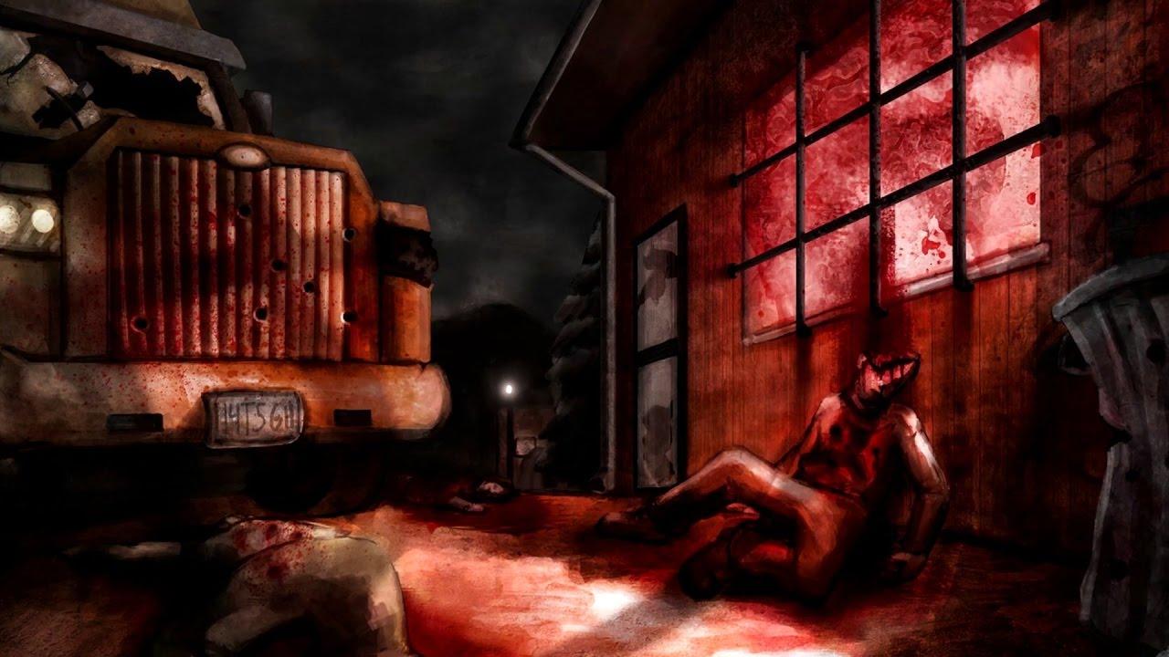 postal redux ost - the truckstop