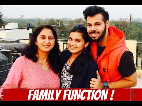 #Vlog84 When My Family Function Turned Into War Zone !