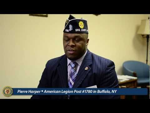 I Am The American Legion: Pierre Harper