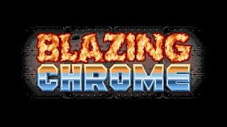 Let's Check out Blazing Chrome on the Nintendo Switch