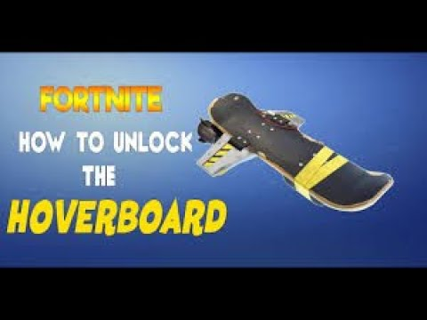 How To Get The HoverBoard In Fortnite Save The World