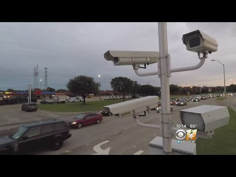 Lack Of Engineering Study May Make Hundreds Of North Texas Red-Light Cameras Illegal