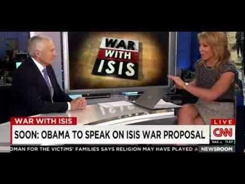 """U.S Gª Wesley Clark """"Nuestros aliados crearon ISIS en Oriente Medio para combatir Hezbollah"""""""