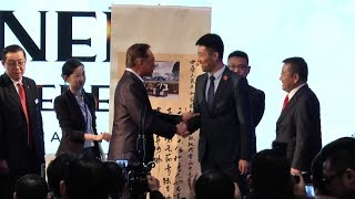 Anwar receives Benevolent Leadership Award but says others are more deserving