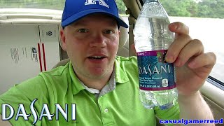 Reed Reviews Dasani Grape Flavored Water