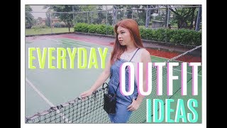 On-The-Go Everyday Outfit Ideas (Philippines)