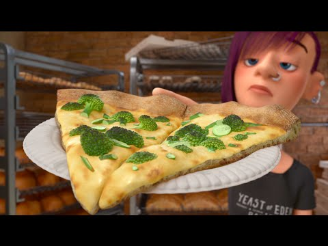 """Pizza"" Clip - Inside Out"