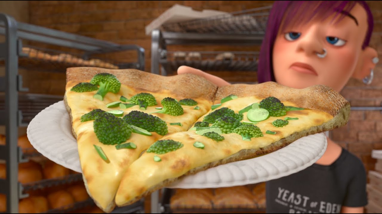 """Pizza"" Clip – Inside Out"