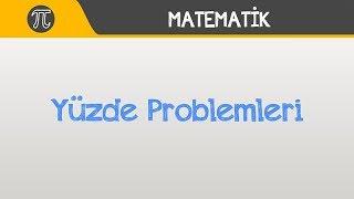 Yüzde Problemleri