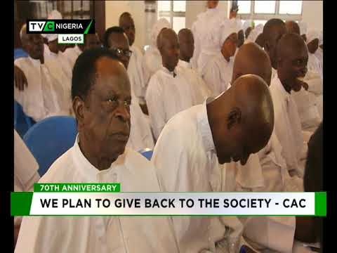 CAC @70: We plan to give back to the Society