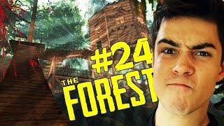 MOST! WYSTRZAŁOWY DRWAL REZI! - The Forest #24