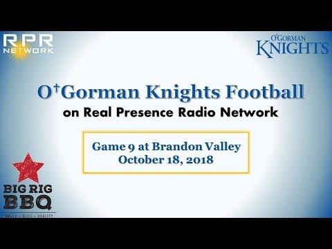 Football: Sioux Falls O'Gorman at Brandon Valley
