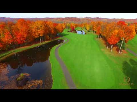 Club de golf Le Balmoral - Trou #11