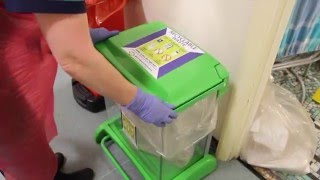 Guy's and St Thomas' NHS Foundation Trust - Cleaning Bathrooms Refresher Training
