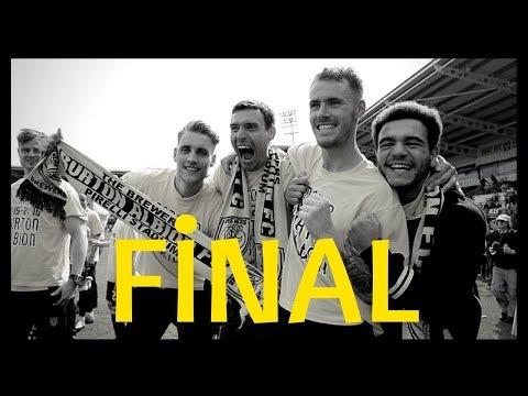 Final (BURTON ALBION) ► Fifa 18 Kariyer #15