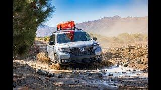 2019 HONDA PASSPORT MAKES WORLD DEBUT: ADVENTURE-READY ALL-NEW 5-PASSENGER SUV