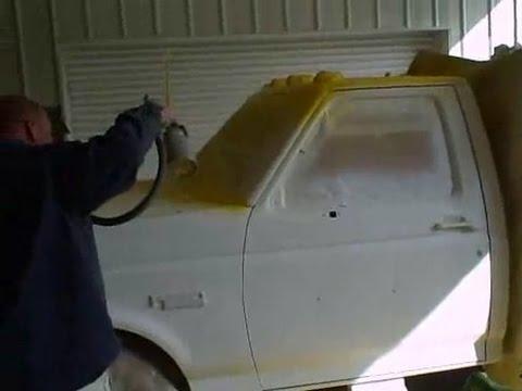 Что нужно знать прежде чем красить авто на улице