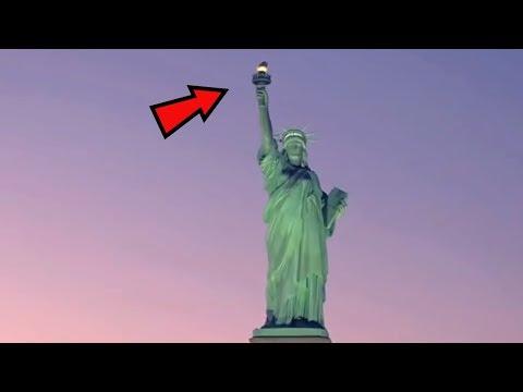 10 Secrets Hidden Inside the World's Most Famous Landmarks