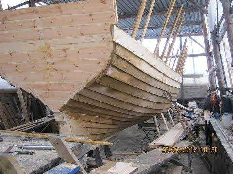 деревянная лодка своими руками 4 смотреть онлайн