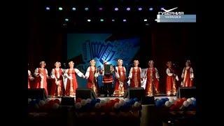 """В Чапаевске прошёл концерт первого областного фестиваля """"Душа баяна"""""""