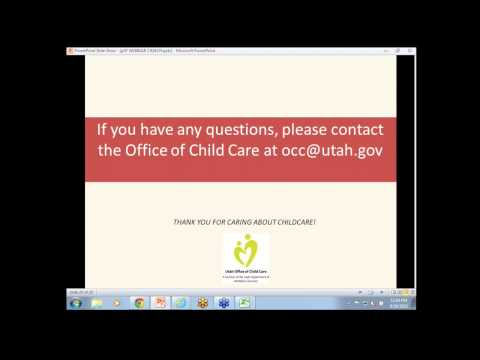 Childcare Payment to Provider Webinar #3