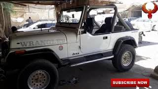 American Jeep Review ..In low price.RS 350000   - Model 2000