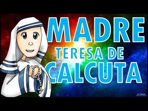 MADRE TERESA DE CALCUTA ⛪ Biografía