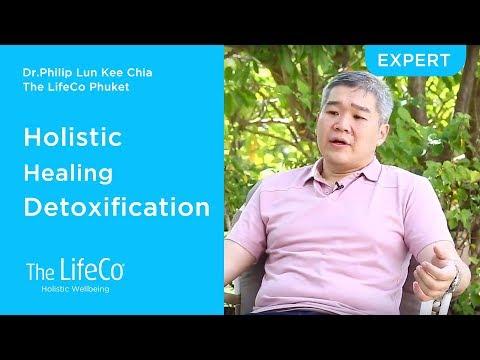 Holistic Healing Detoxification