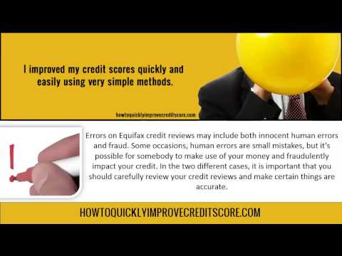 Equifax Dispute | MyCreditLocker | Free Credit Repair Software