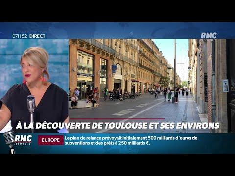 """""""Vos vacances en France"""": à la découverte de Toulouse et ses environs"""