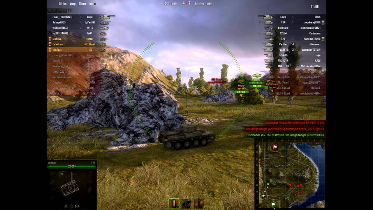 Unfair matchmaking world of tanks