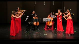 Mendelssohn Octet in Eb Major for Strings, Op. 20, Mvt 1