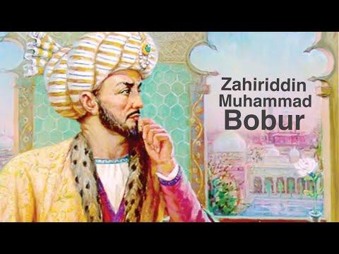 Zahiriddin Muhammad BOBUR