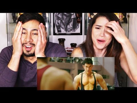 DANGAL | Aamir Khan | Trailer Reaction by Jaby Koay & Achara Kirk!