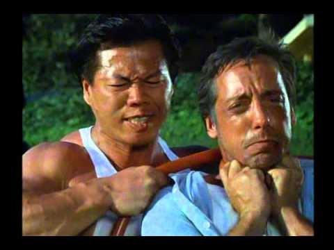 Breathing Fire (1991) - Yard Fight