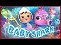 Baby Shark Dance | + More Nursery Rhymes & Kids Songs Banana Cartoons