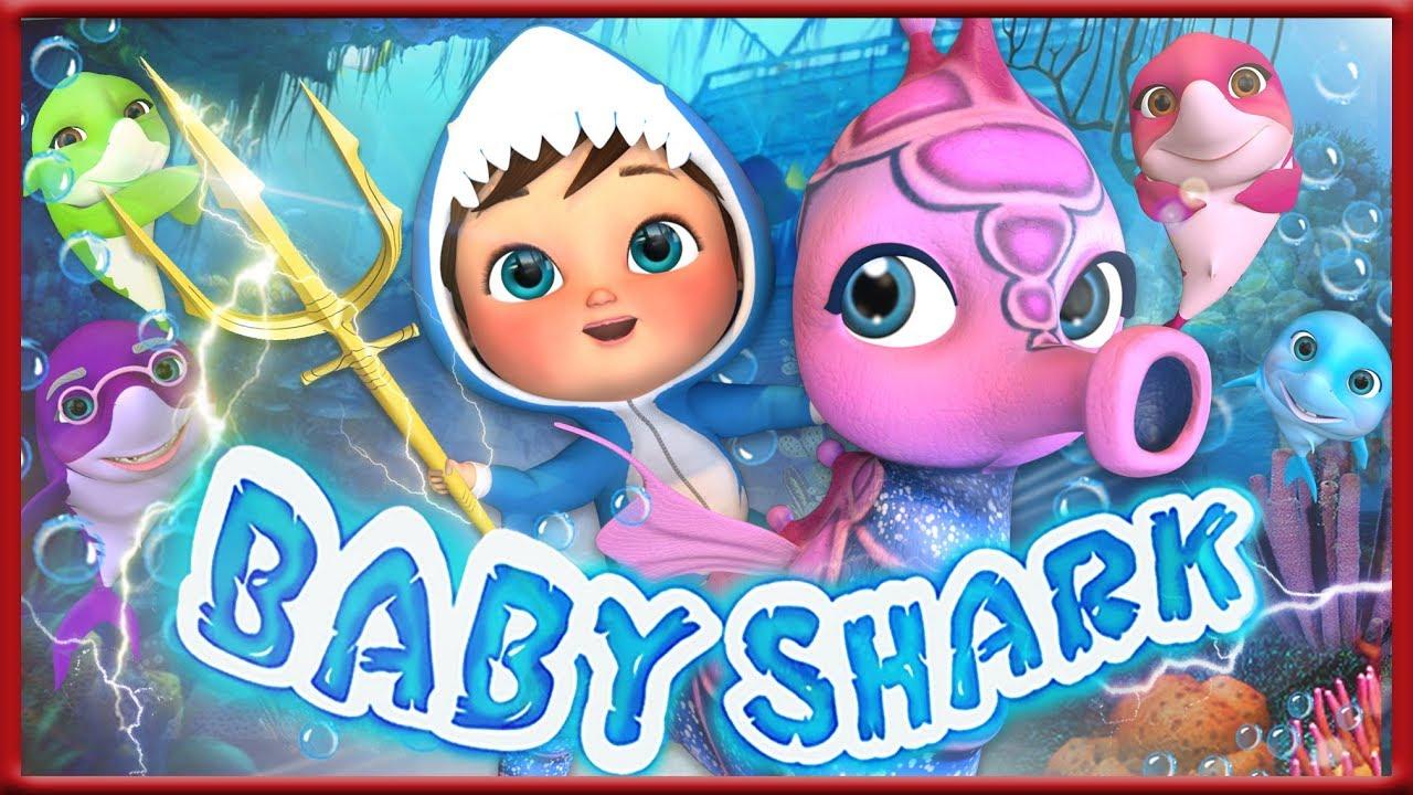 Baby Shark Dance More Nursery Rhymes Kids Songs