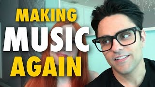 Making New Music (vlog: Sunday Stories Vol. 32) 2017 Video