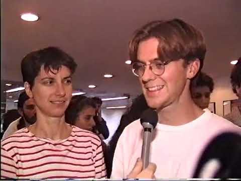 Paul Thomas Anderson  San Paolo Film Festival 1994