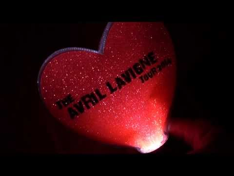 Avril Lavigne illuminate merchandise 2014 Japan Tour - アヴリル・ラヴィーン ライブグッズ
