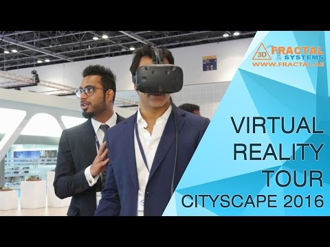 Virtual Reality Tour – SKAI Holdings (Cityscape Dubai 2016, Hotel Show 2016)
