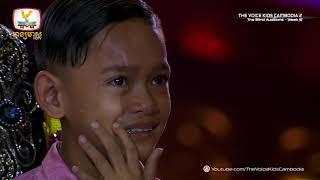 សន រក្សា - See You Again (Blind Audition Week 6 | The Voice Kids Cambodia Season 2)