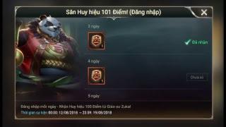 GTV•Phuc LIVE- Kéo Rank Vàng Bạch Kim AE- Liên Quân Mobile