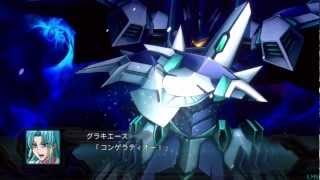 Dai 2 ji Super Robot Taisen Original Generation : Fabularis attack compilation (2)