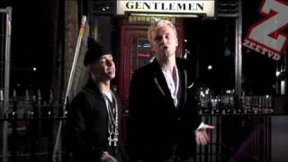 Exclusive N-Dubz ft Mr Hudson - Playing With Fire Behind The Scenes